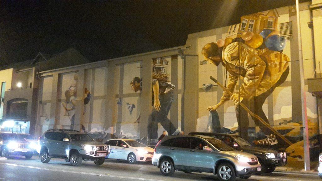 Leederville street art